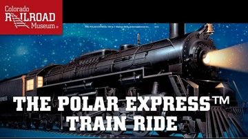 Polar Express Train Ride tickets on sale for all Coloradans