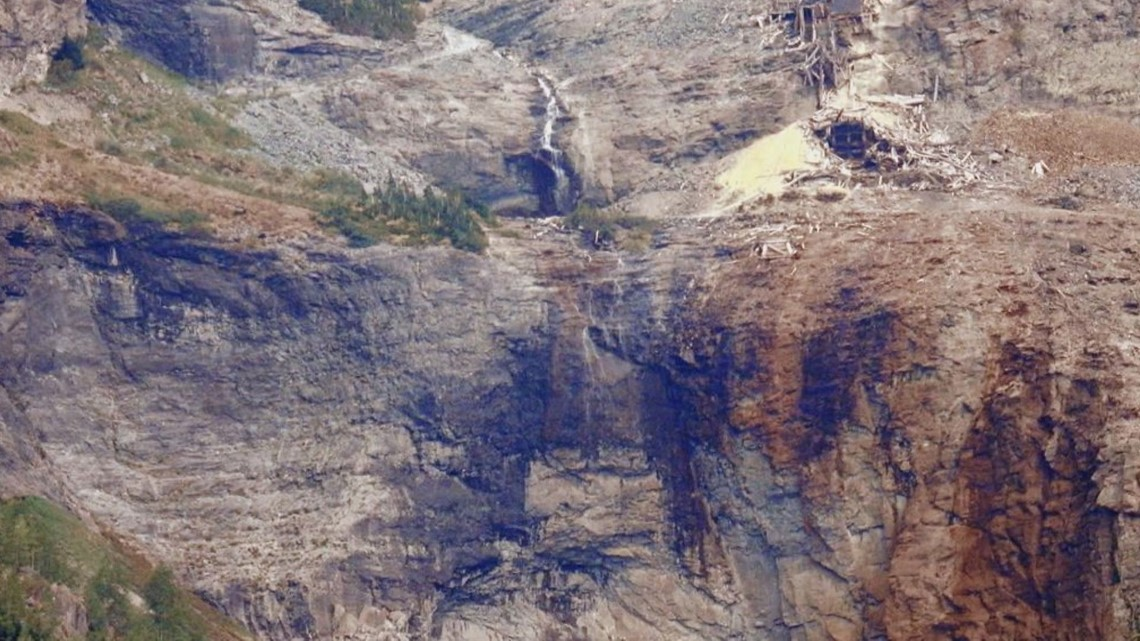 Gas Prices Denver >> The drought is so bad in southwestern Colorado this waterfall is dry, and mushrooms are missing ...