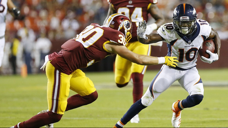 REVIEW | Broncos at Redskins preseason game | 9news com