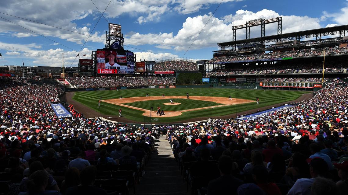 PHOTOS | St  Louis Cardinals vs  Colorado Rockies: 8/26/18