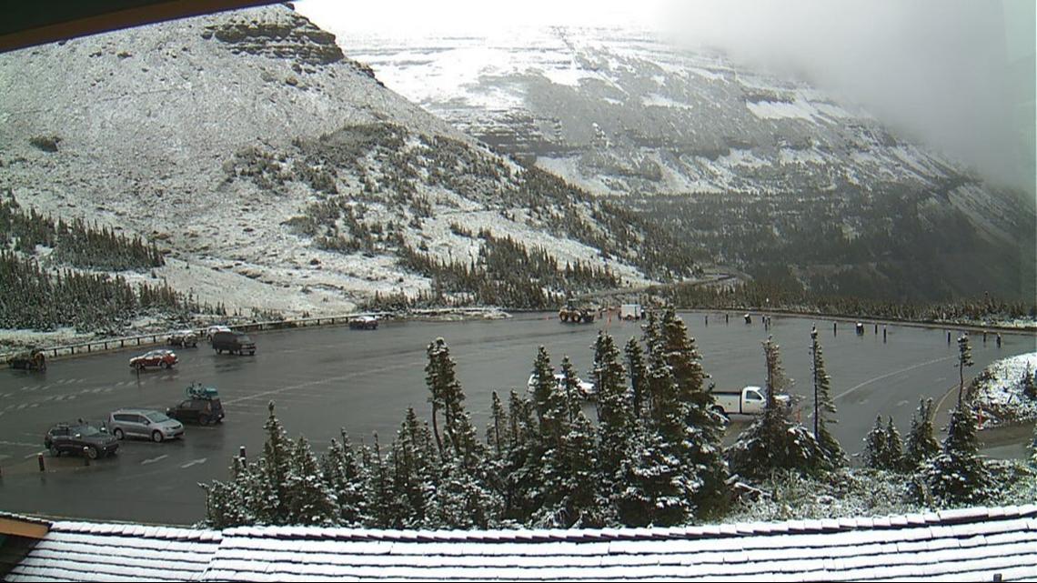 Gas Prices In Colorado >> Storm headed toward Colorado brings snow to Montana ...