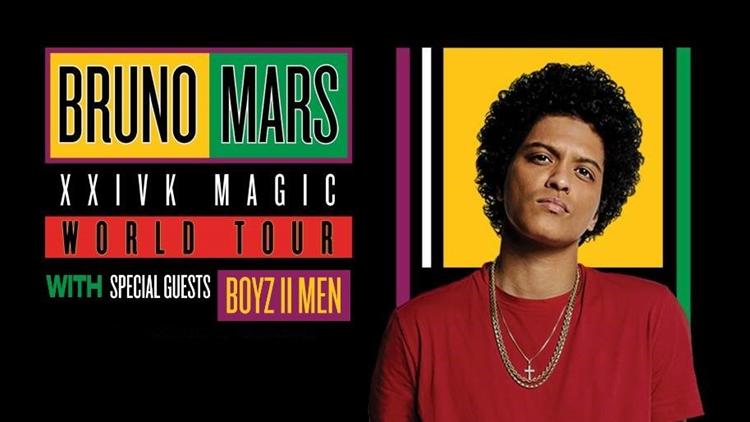 Bruno Mars  Boyz II Men