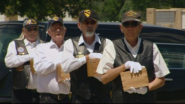 The search for the unclaimed remains of veterans in Denver