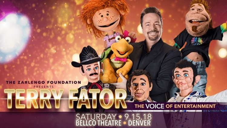 Terry Fator in Denver