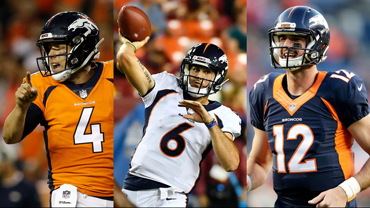 68251c3bcef Big decisions looming for John Elway on Broncos QBs