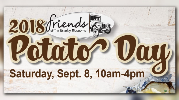 City of Greeley Museums Potato DAy