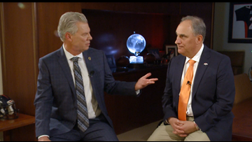 Sitting down with Broncos coach Vic Fangio