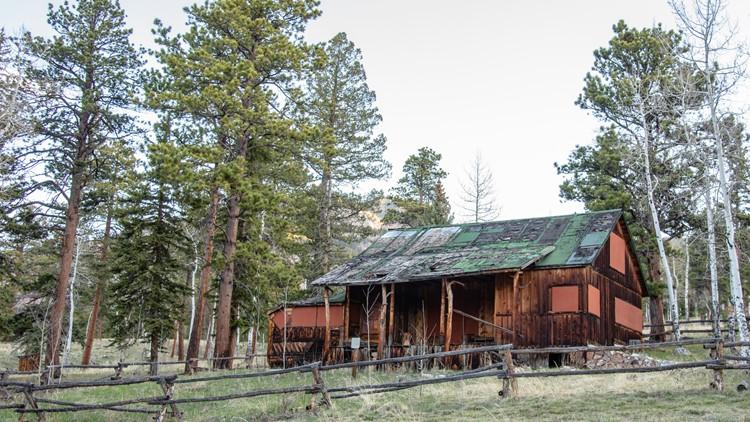 Restoration project hopes to save historic Staunton cabin