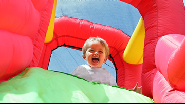 Indoor play areas for kids around Denver