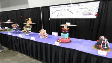 How to make art out of sugar: cake decorating classes at this year's Colorado Fall Home Show