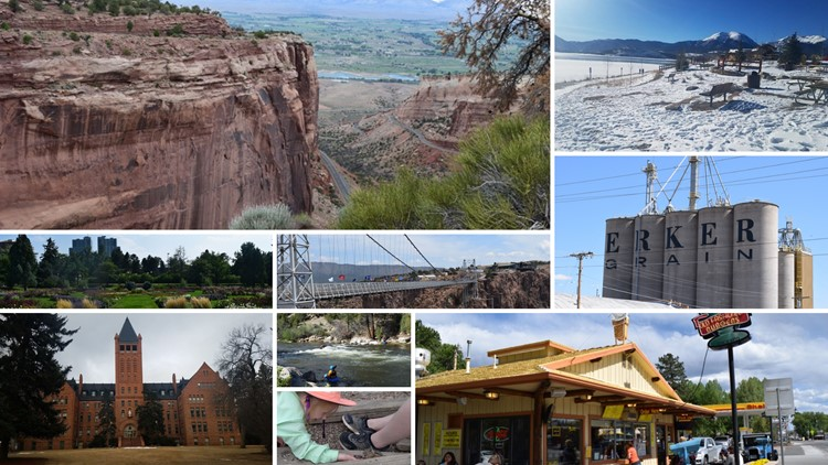 An interactive guide to Colorado's towns, cities and neighborhoods