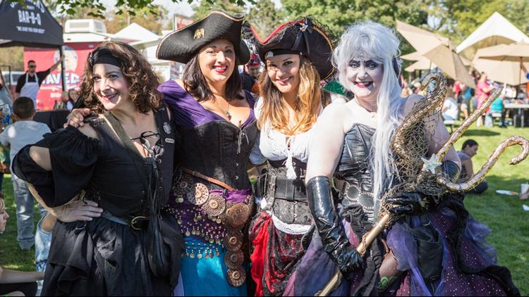 Pirate Festival 1