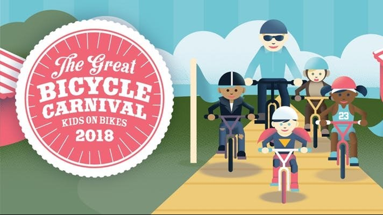 Great Bicycle Carnival 2018