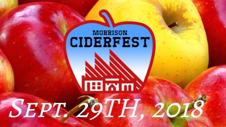 Morrison Ciderfest