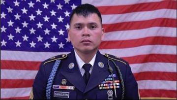 California soldier based at Fort Carson dies in Afghanistan