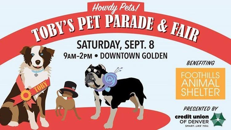 Toby's Pet Parade & Fair