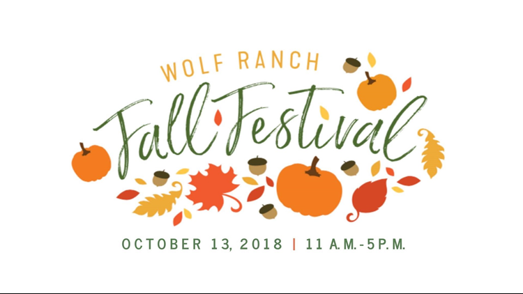 Wolf Ranch Fall Festival
