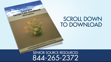 FREE Senior Law Handbook