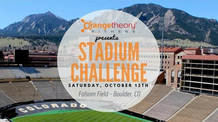 Stadium Challenge folsom