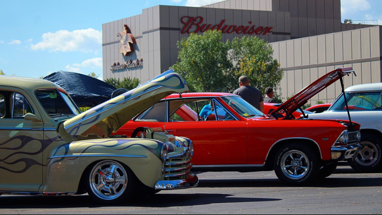 Hops and Hot Rods Benefit Car Show
