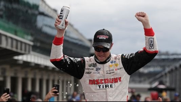 Brad Keselowski wins Brickyard 400; Truex Jr. finishes in last in regular-season finale