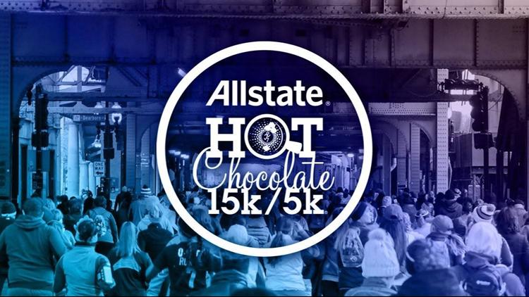 Hot Chocolate 15k 5k