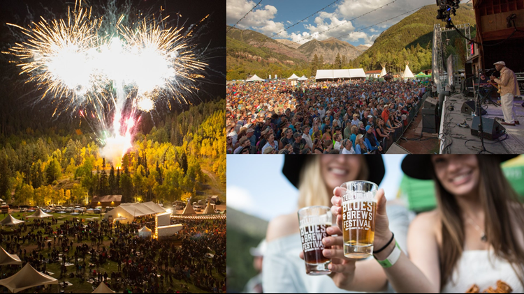 Telluride Blues Brews Festival