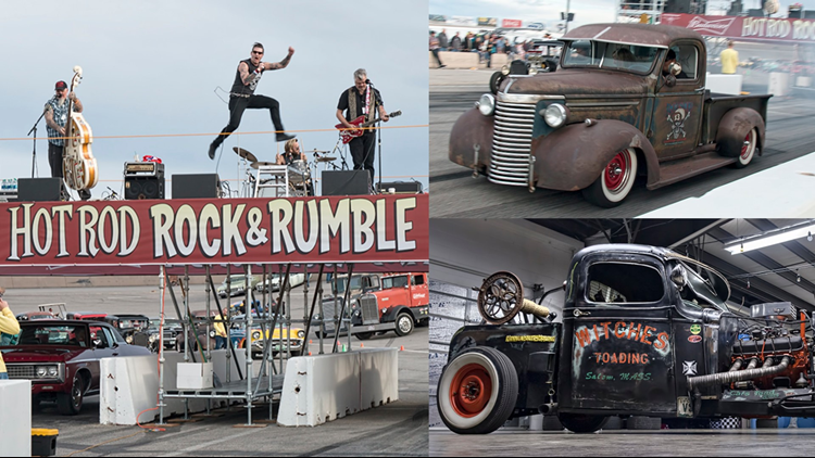 Pikes Peak Hot Rod Rock and Rumble