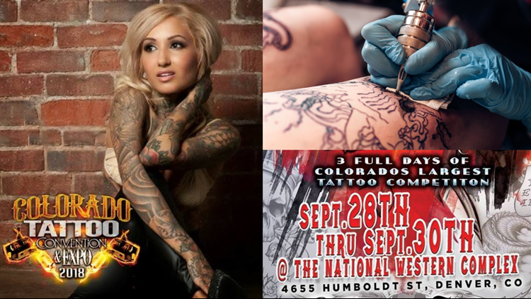 Colorado Tattoo Convention 2018