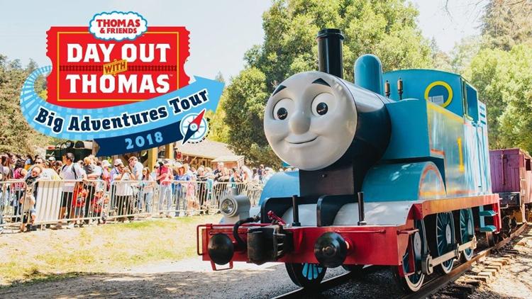 Colorado Railroad Museum thomas