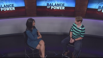 Balance of Power: National Suicide Prevention Month