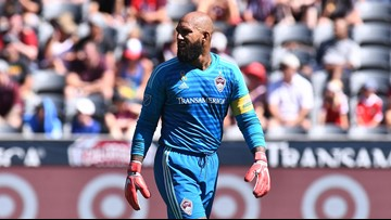 Almiron scores twice, Atlanta United beats Rapids 3-0