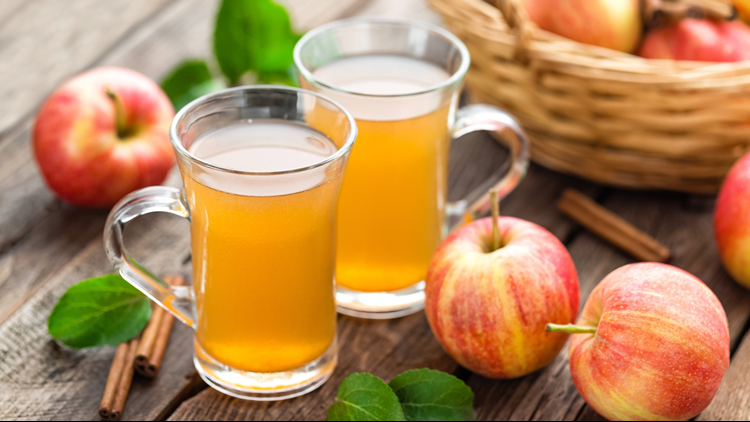 Apple Cider apples 1