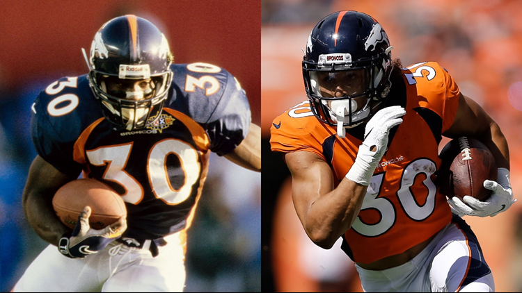 6edbbf5c94b0 Bronco Notes  T.D. believes Lindsay can hold up. Hall of Famer Terrell Davis  ...