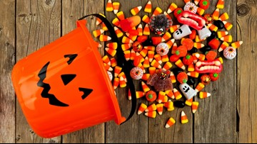 Too much Halloween candy? How to donate it to a good cause