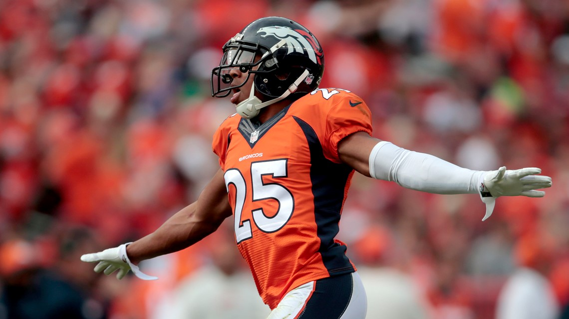 a7632b12f90dd8 Chris Harris Jr. returns to Broncos after agreeing to one-year, $12.05  million contract adjustment | 9news.com