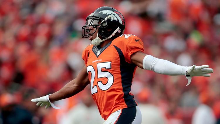 brand new 7499d f988a Chris Harris Jr. to Broncos: 'Pay me or trade me' | 9news.com