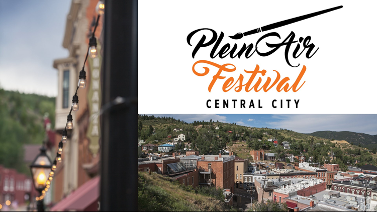 The Central City Plein Air Festival
