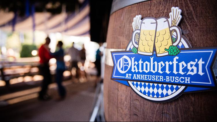 Anheuser Busch Oktoberfest new