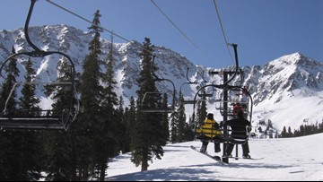 Construction on 2 new Copper Mountain ski lifts nears completion