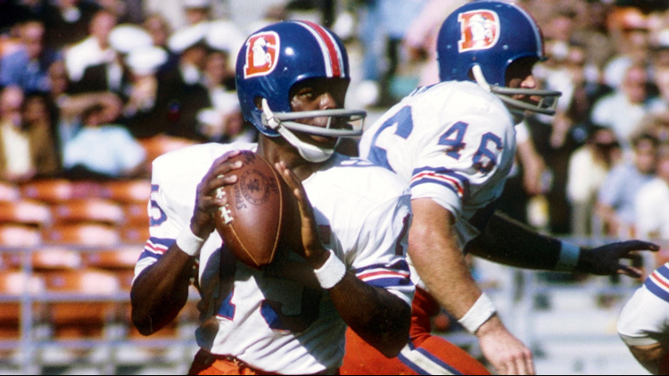Former Bronco First Black Starting Qb Reflects On Changes In Game