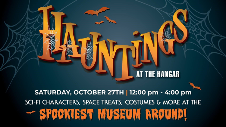 Hauntings at the Hangar