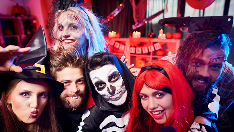 Scary adult costumes Halloween