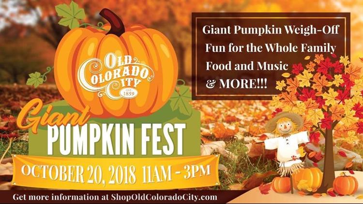 Old Colorado City Pumpkin Fest