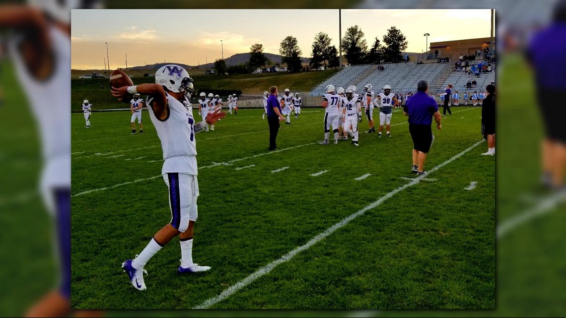 Ralston Valley Football Defeats Arvada West 9news Com