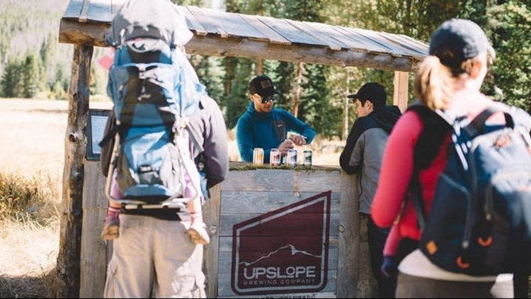 Upslope Backcountry Tap Room