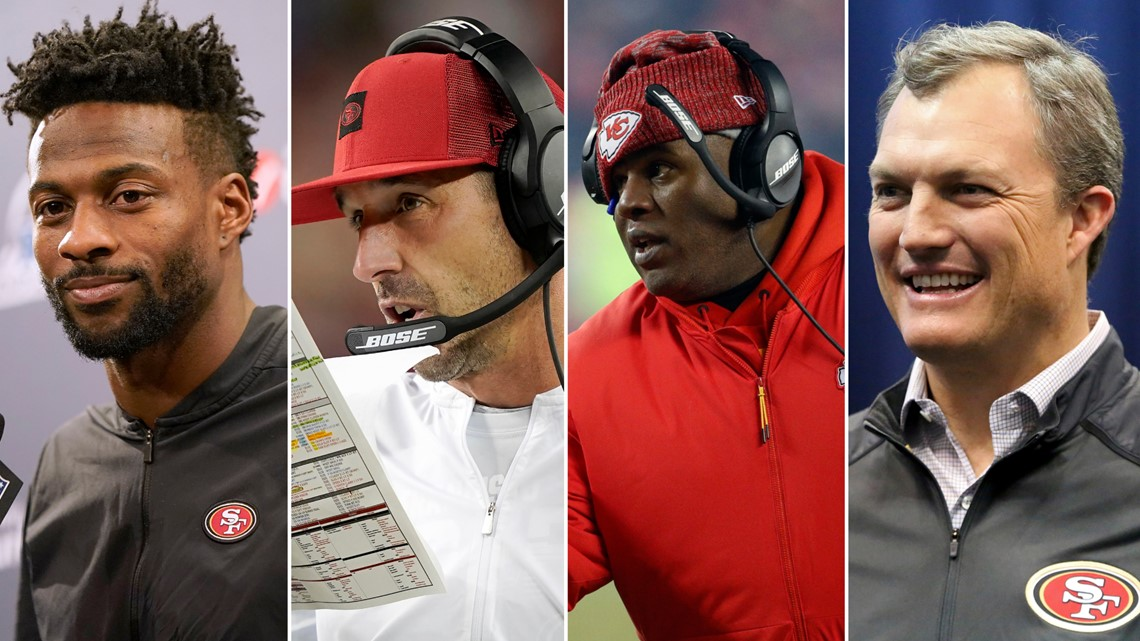 Emmanuel, Shanahan, Bieniemy lead Colorado ties to Super Bowl LIV
