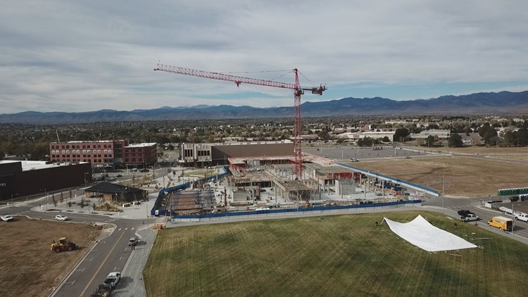 Westminster betting on downtown for economic boom