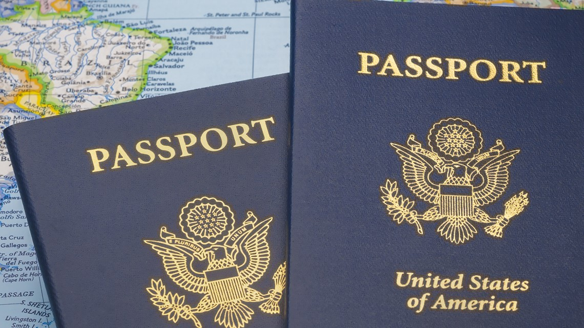 U.S. passport offices being impacted by mail delays