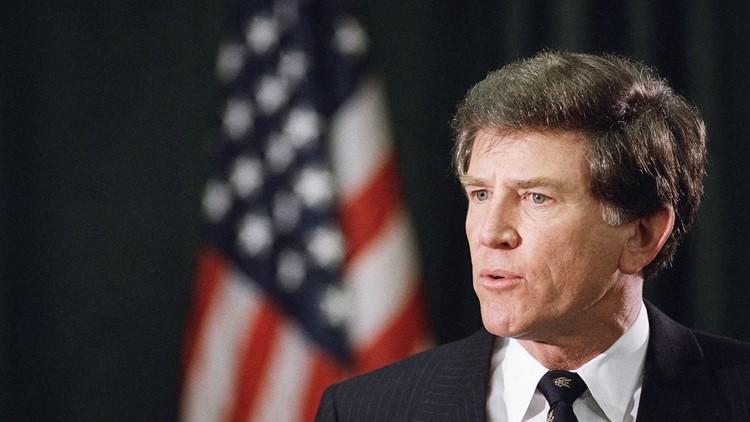 Former Sen. Gary Hart